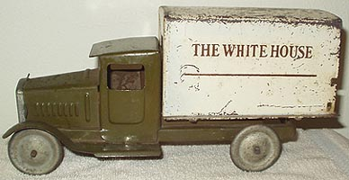 metalcraft White House Truck