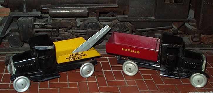 rare metalcraft hoosier indiana advertising